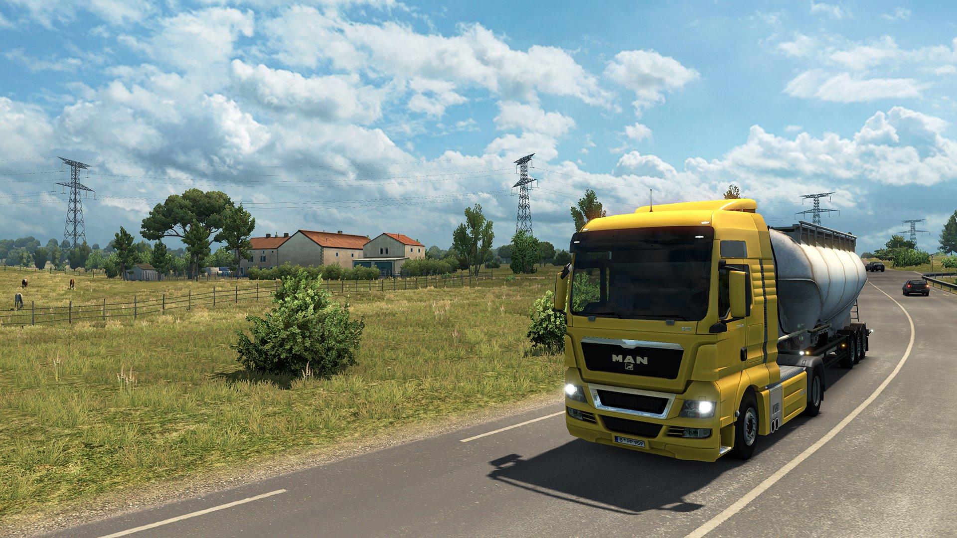 Euro Truck Simulátor 2 Vive la France ! 10