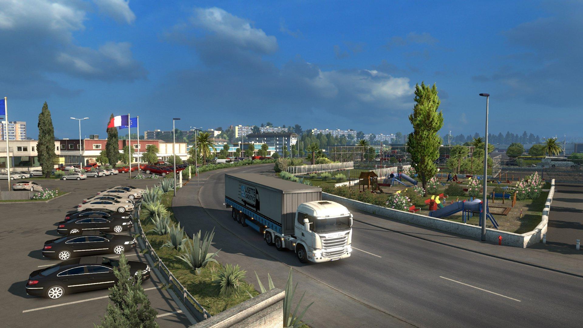 Euro Truck Simulátor 2 Vive la France ! 11