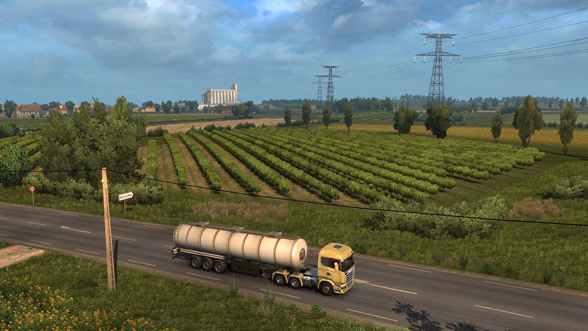 Euro Truck Simulátor 2 Vive la France ! 15