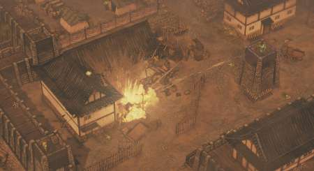 Shadow Tactics Blades of the Shogun 4