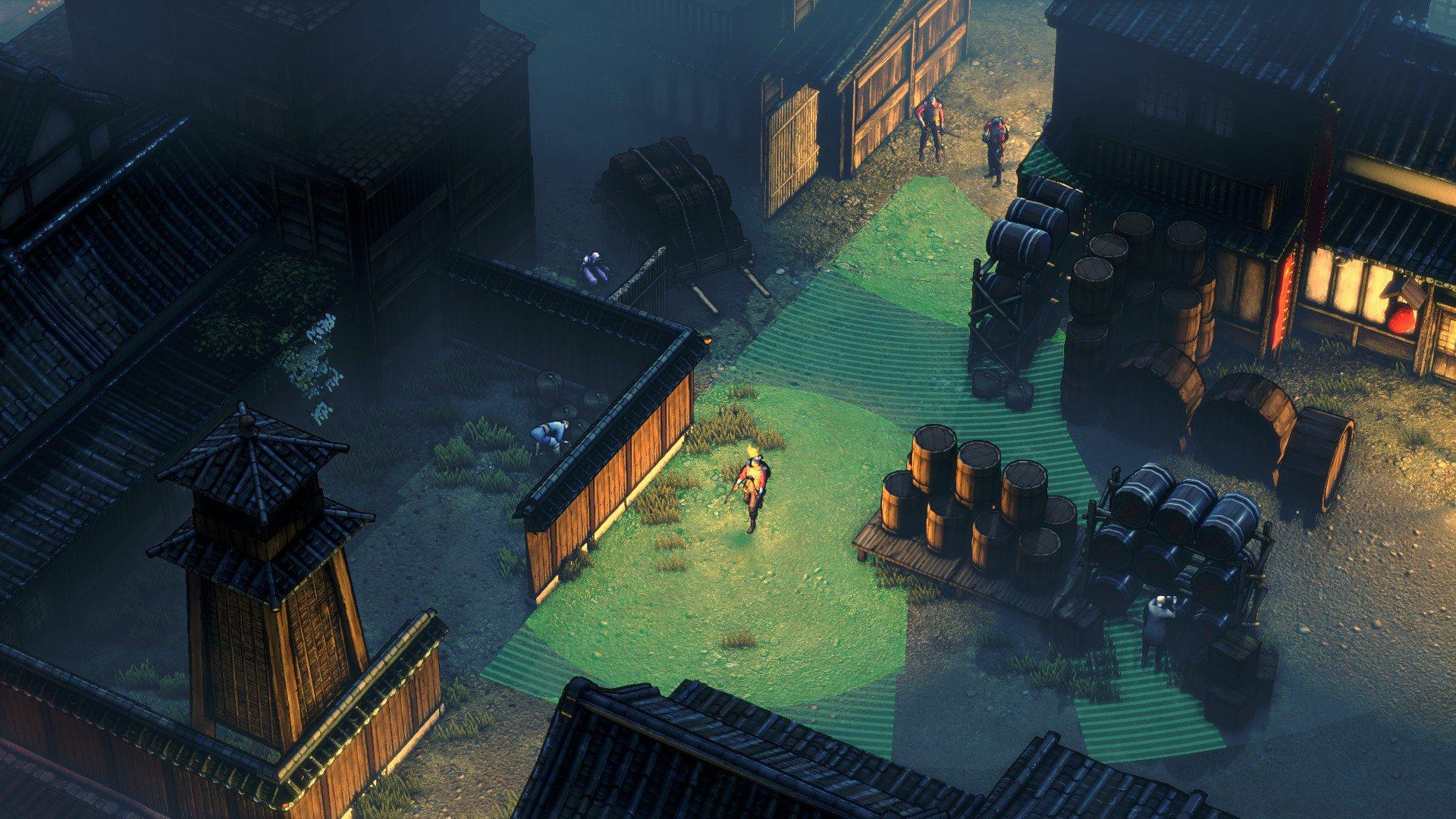 Shadow Tactics Blades of the Shogun 6