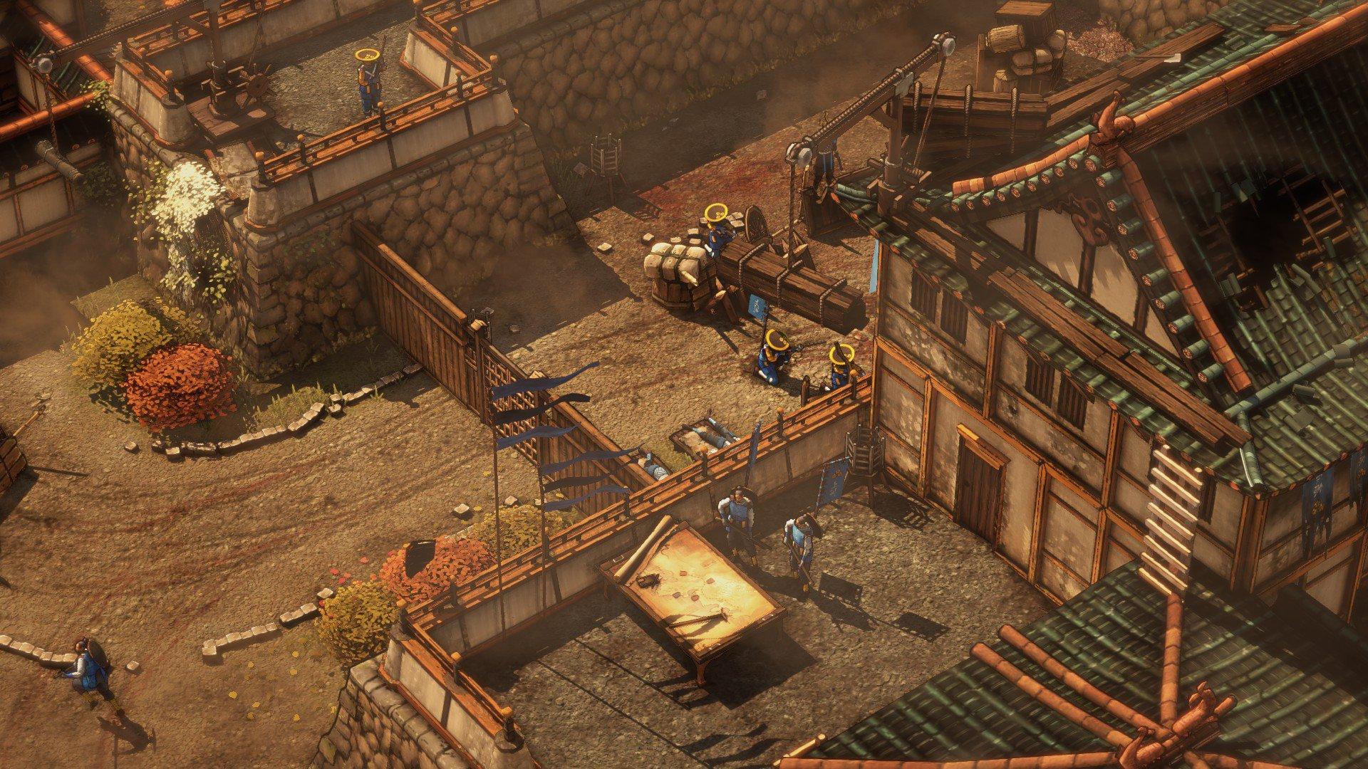 Shadow Tactics Blades of the Shogun 7
