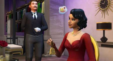 The Sims 4 Staré časy 2