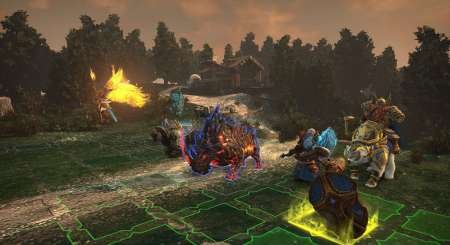 Might and Magic Heroes VII Trial by Fire 4