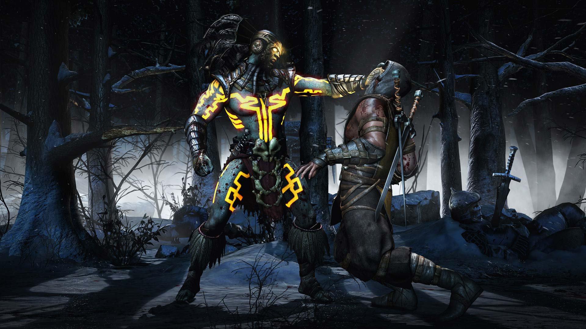 Mortal Kombat XL 8