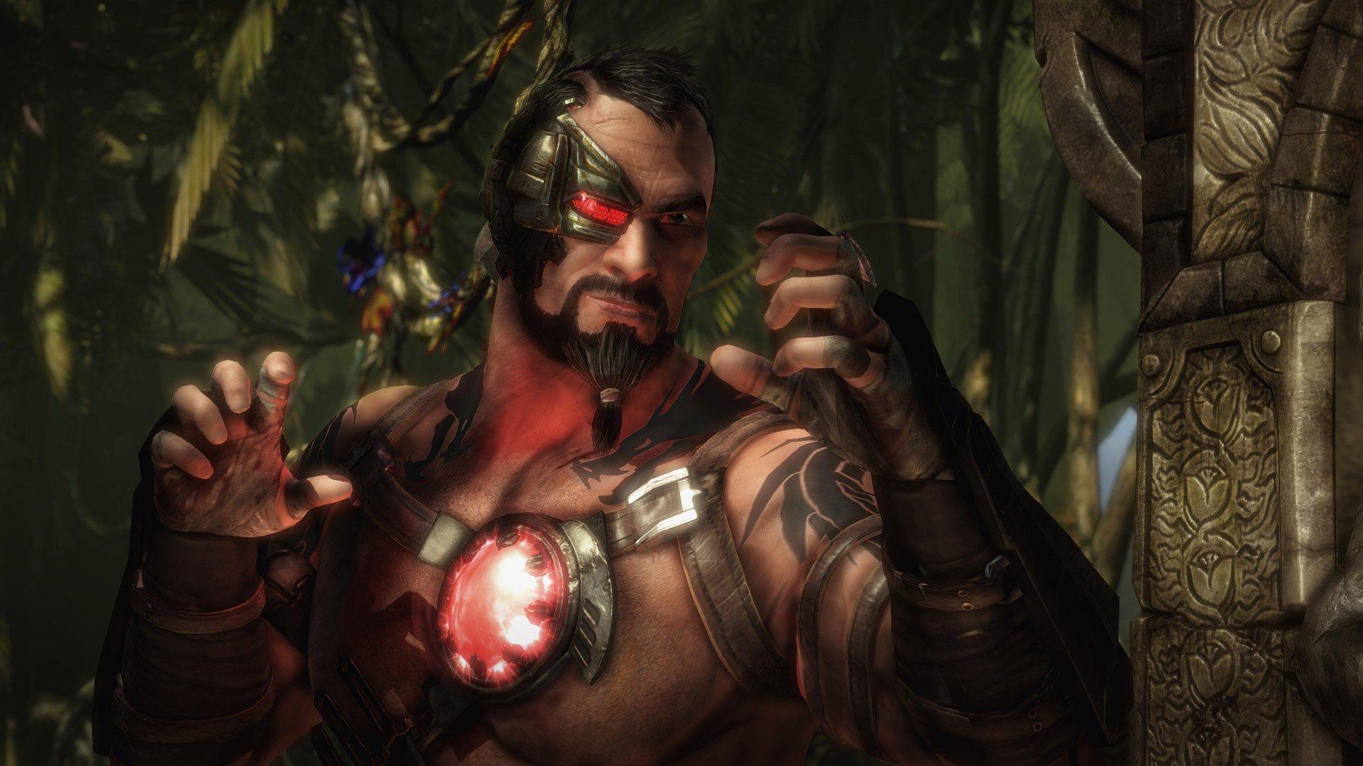 Mortal Kombat XL 9