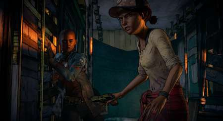 The Walking Dead A New Frontier 5