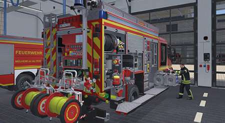 Notruf 112 Die Feuerwehr Simulation 1