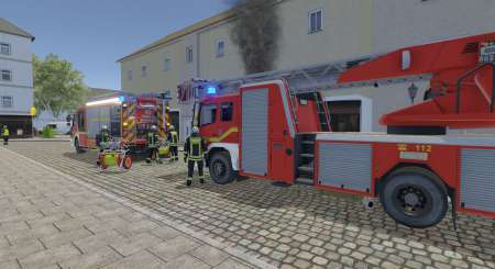 Notruf 112 Die Feuerwehr Simulation 2