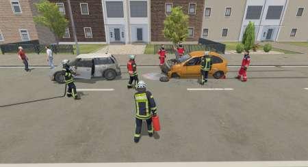 Notruf 112 Die Feuerwehr Simulation 4
