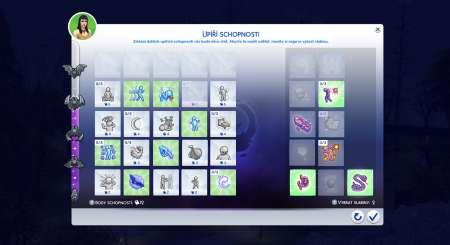 The Sims 4 Upíři 2