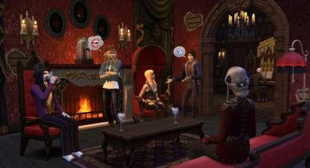 The Sims 4 Upíři 4