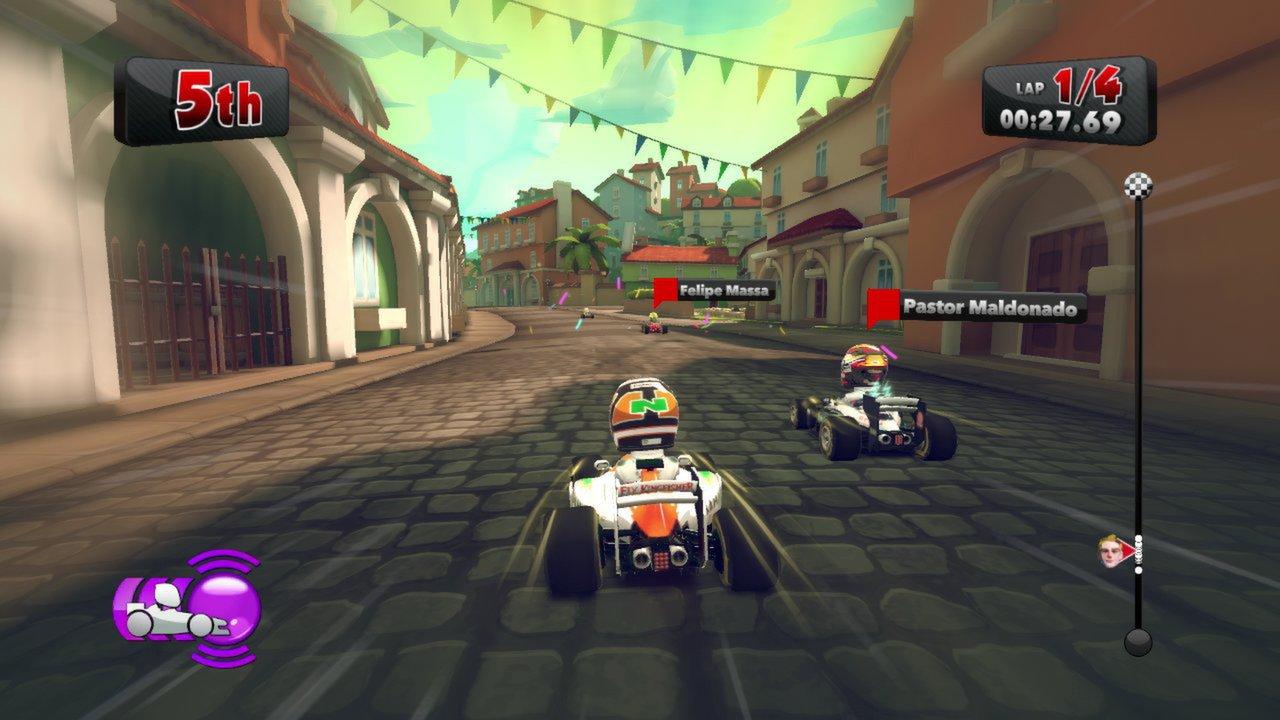F1 Race Stars 8