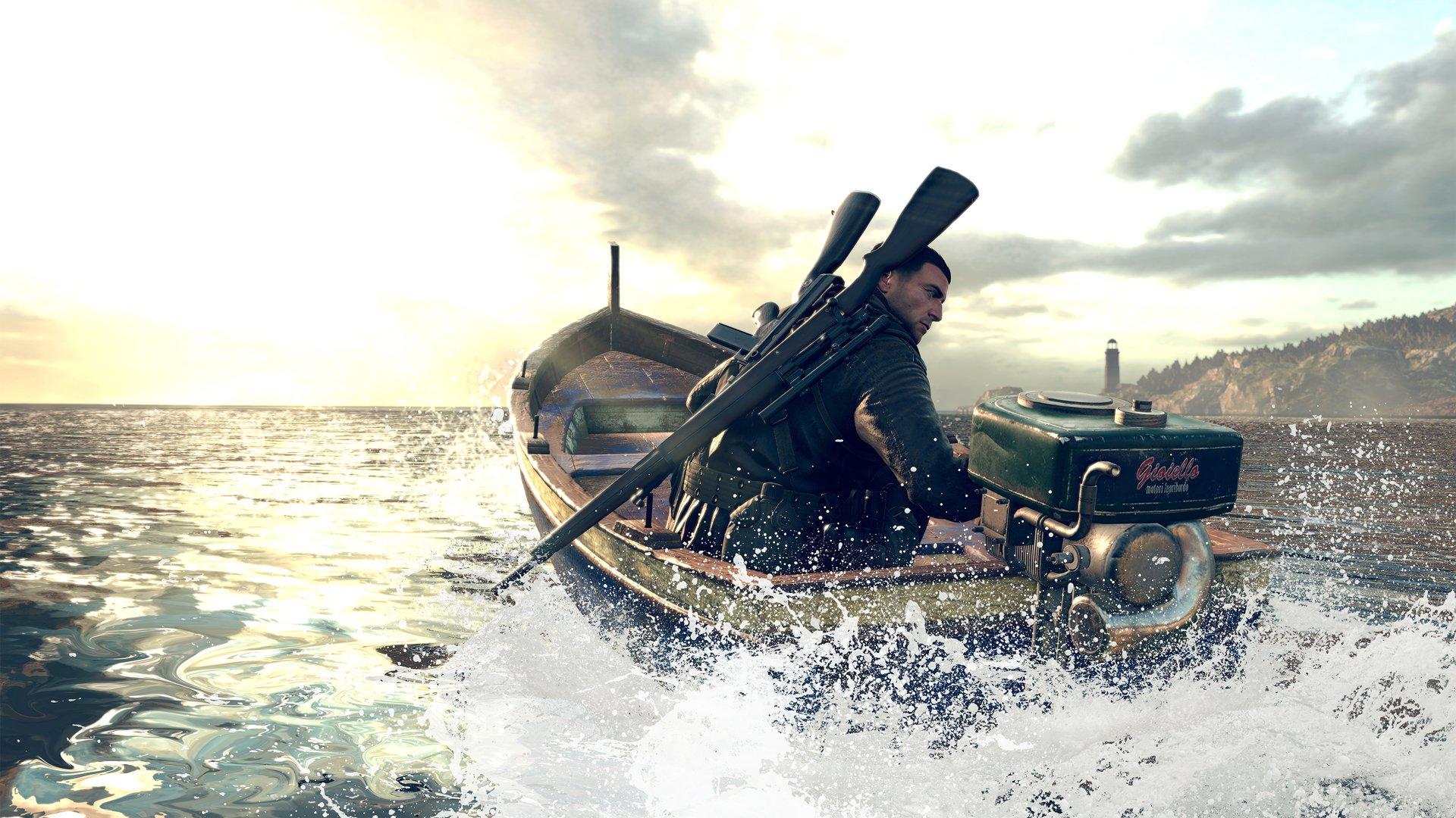 Sniper Elite 4 11