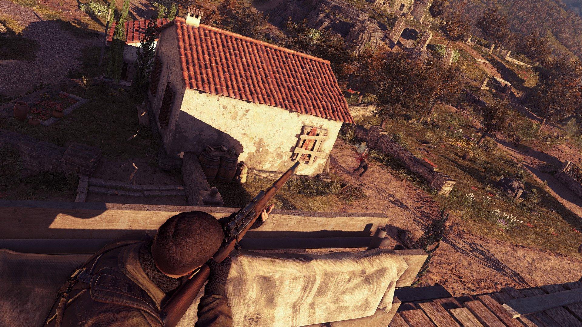 Sniper Elite 4 19