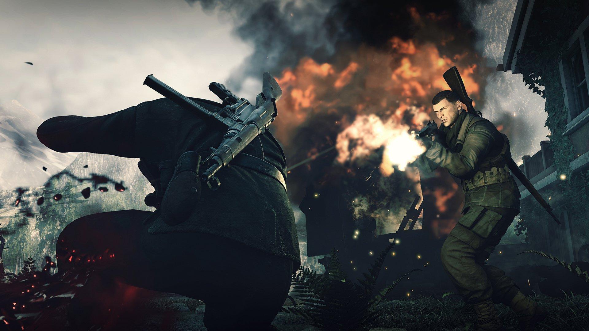 Sniper Elite 4 8