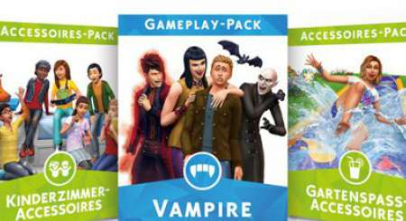 The Sims 4 Bundle Pack 4 1