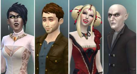 The Sims 4 Bundle Pack 4 3