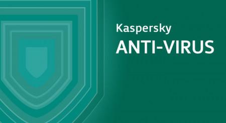 Kaspersky AntiVirus 2017, 3 lic. 1 rok 5
