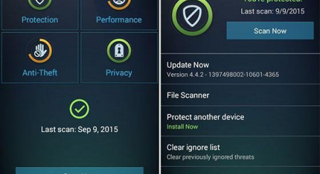 AVG AntiVirus PRO for Android 1 lic. 1 rok 2