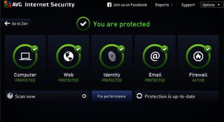 AVG Internet Security 2017 1 lic. 1 rok 2