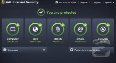AVG Internet Security 2017 1 lic. 1 rok 5