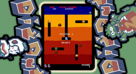 ARCADE GAME SERIES 3-in-1 Pack 1