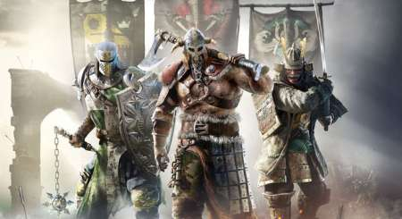 For Honor Deluxe Pack 4