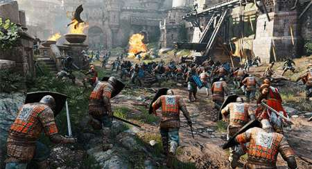 For Honor Deluxe Pack 5