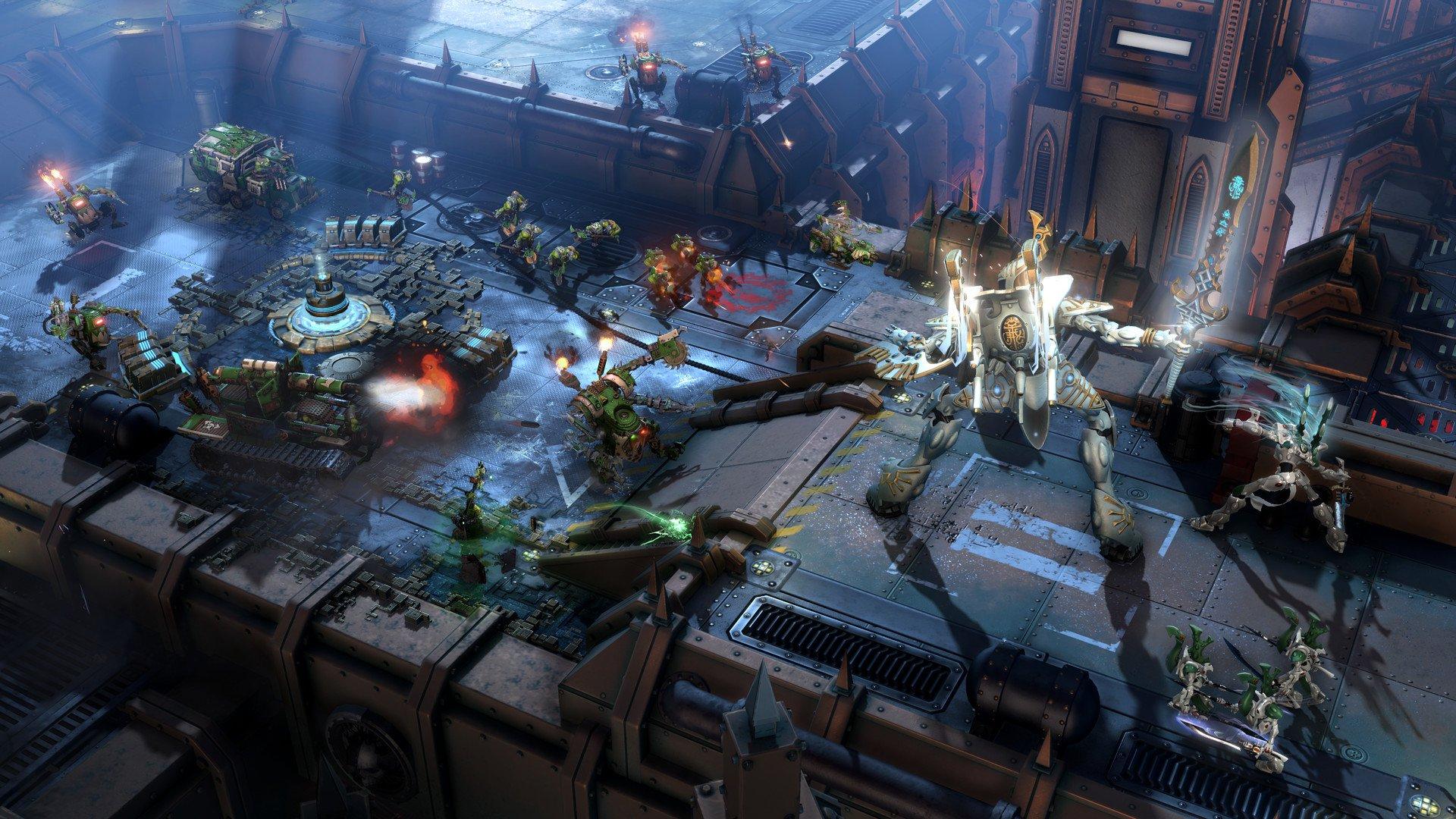 Warhammer 40 000 Dawn of War III 11