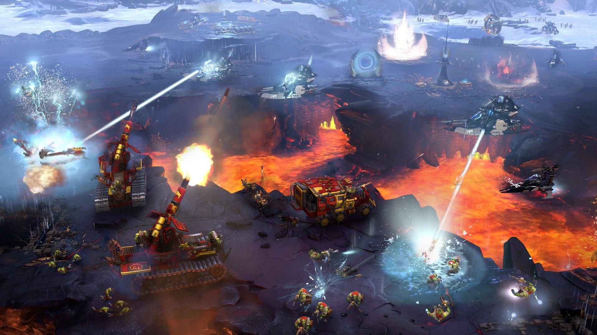 Warhammer 40 000 Dawn of War III 12