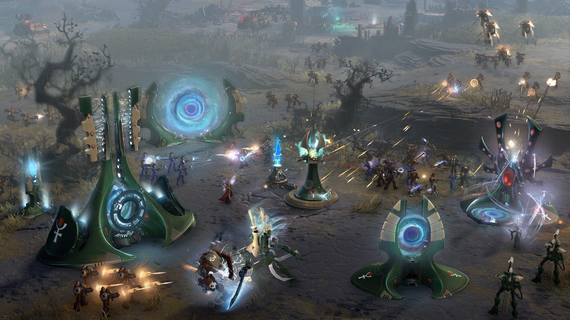 Warhammer 40 000 Dawn of War III 16
