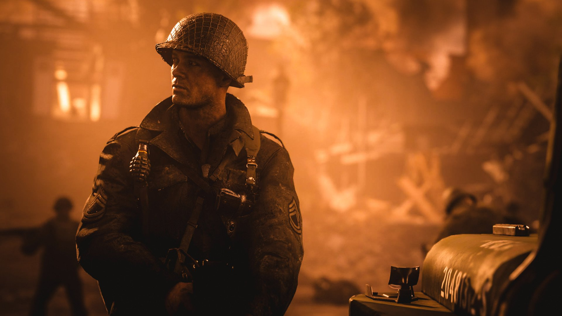 Call of Duty WWII 13