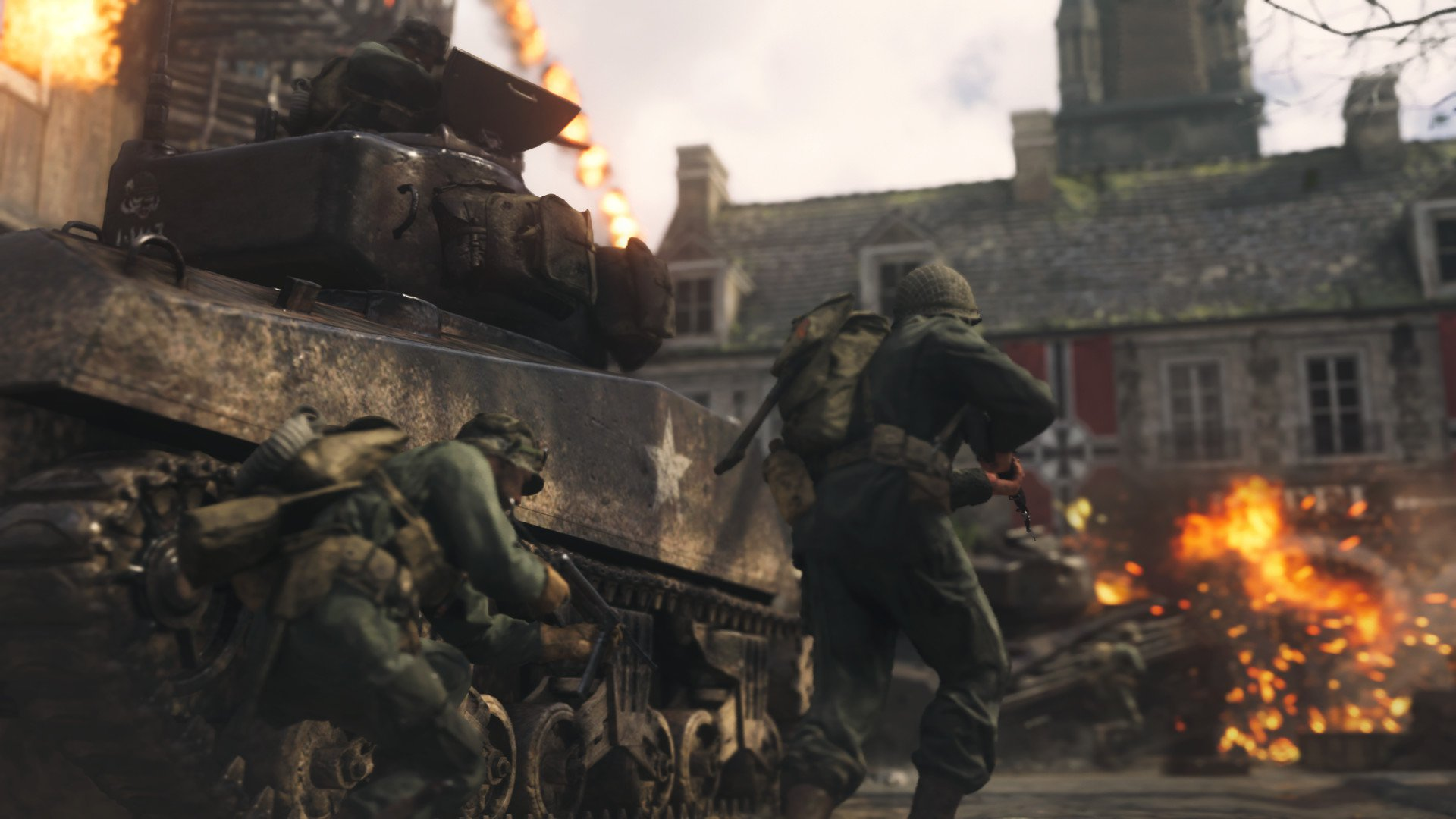 Call of Duty WWII 7