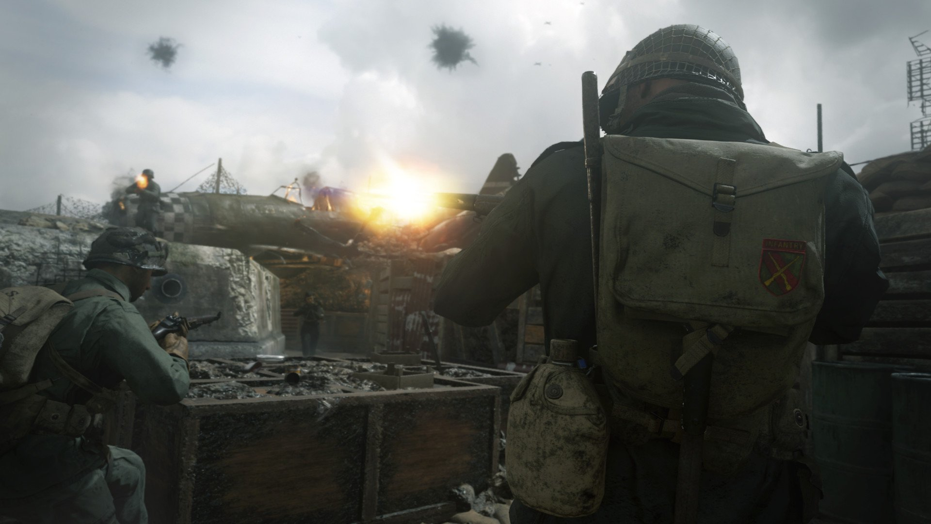 Call of Duty WWII 9