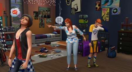 The Sims 4 Rodičovství 1