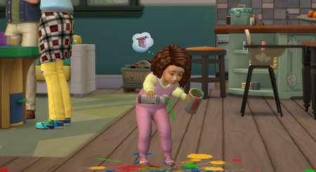 The Sims 4 Rodičovství 2
