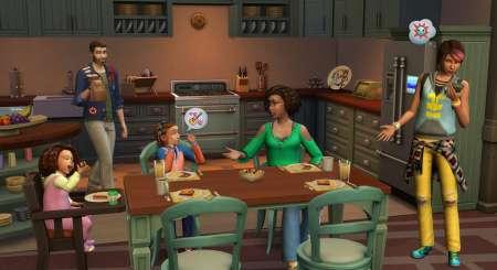 The Sims 4 Rodičovství 3