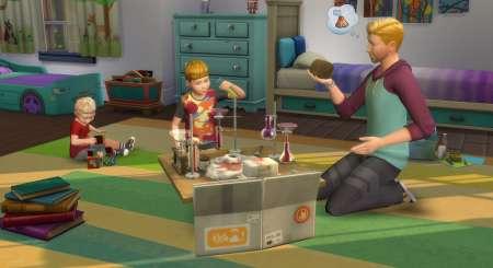 The Sims 4 Rodičovství 4