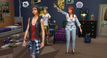 The Sims 4 Rodičovství 5