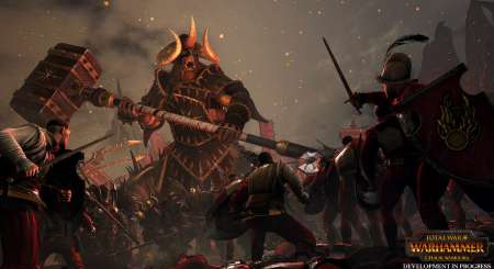Total War WARHAMMER Chaos Warriors Race Pack 3
