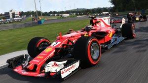 F1 2017 - náhled