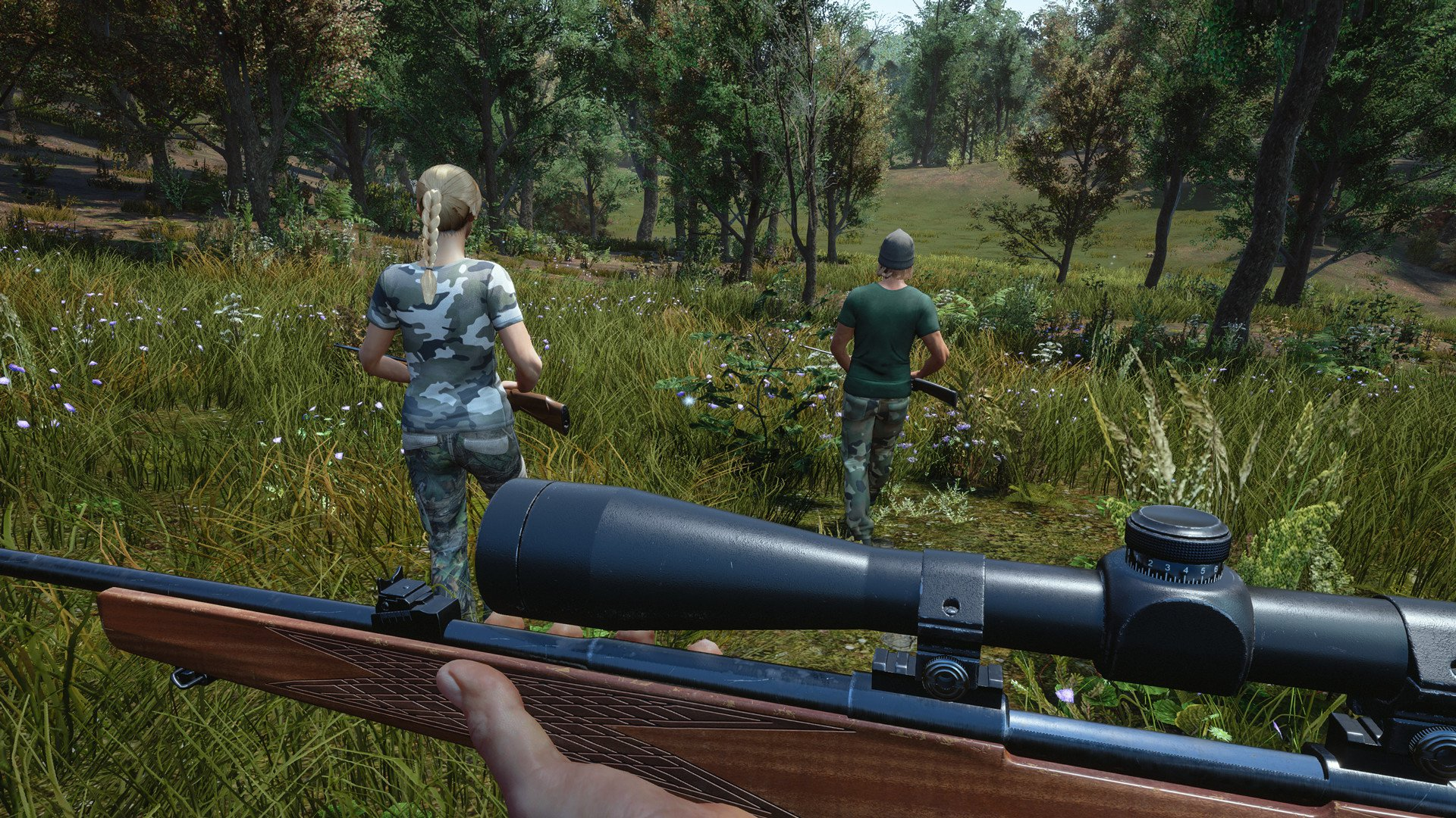 Hunting Simulator 6