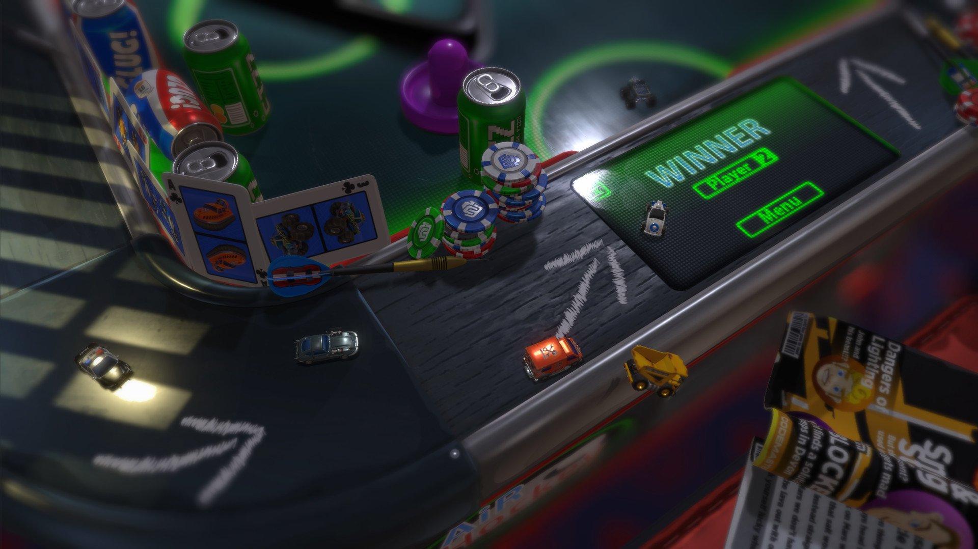 Micro Machines World Series 7