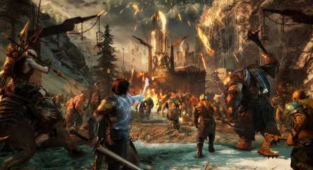 Middle-Earth Shadow of War 1
