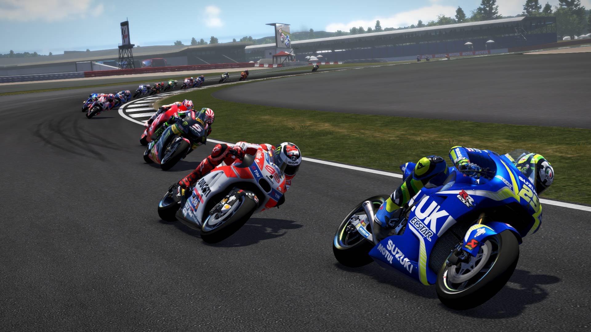 MotoGP 17 4