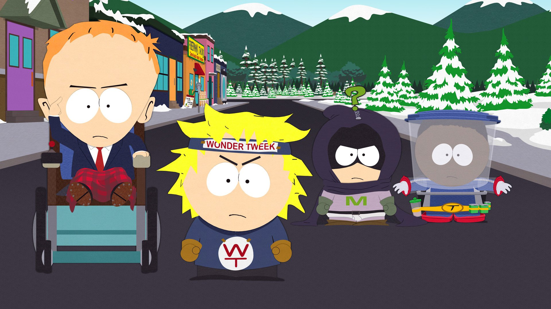 South Park The Fractured But Whole 3