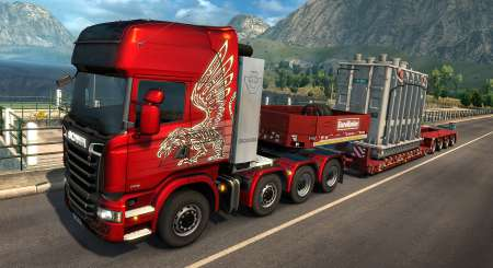 Euro Truck Simulátor 2 Heavy Cargo Pack 2