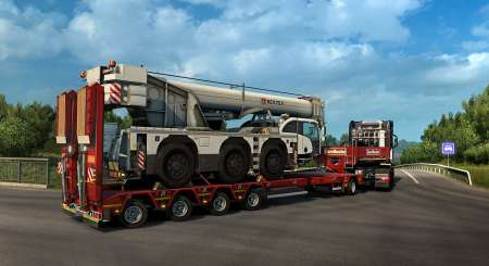 Euro Truck Simulátor 2 Heavy Cargo Pack 3