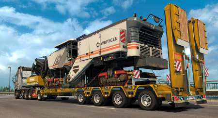 Euro Truck Simulátor 2 Heavy Cargo Pack 4